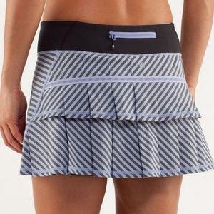 Lululemon Run: Pace Stetter Skirt Size 10
